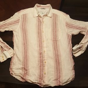 Tommy Bahama Relax Long Sleeve Button Down Shirt
